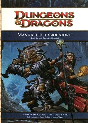 Dungeons & Dragons - Manuale del giocatore, 4a edizione