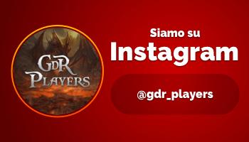 Segui GdR Players su Instagram
