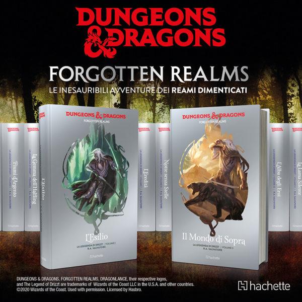 Libri Forgotten Realms